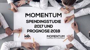 MOMENTUM Spendingstudie 2017 und Prognose 2018