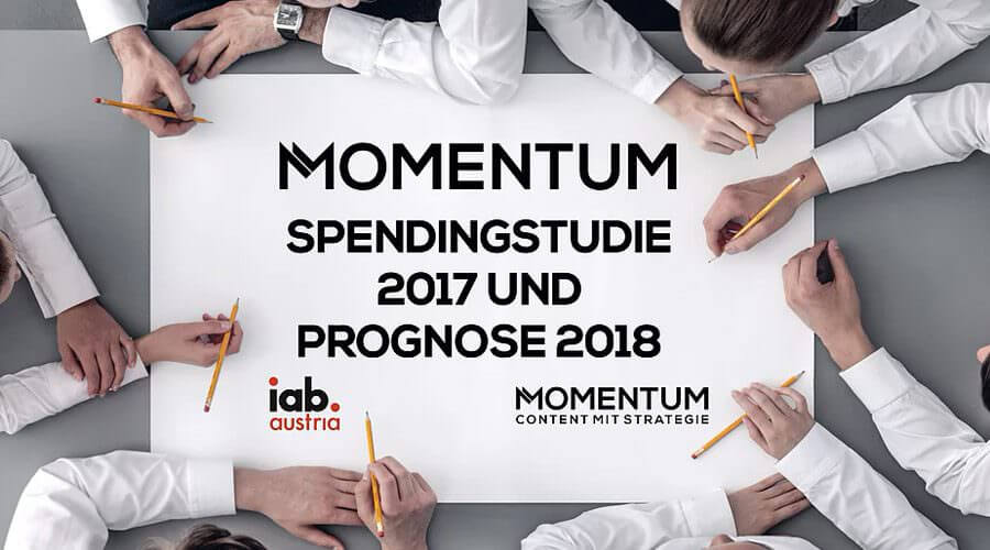 MOMENTUM Spendingstudie 2017 und Prognose 2018