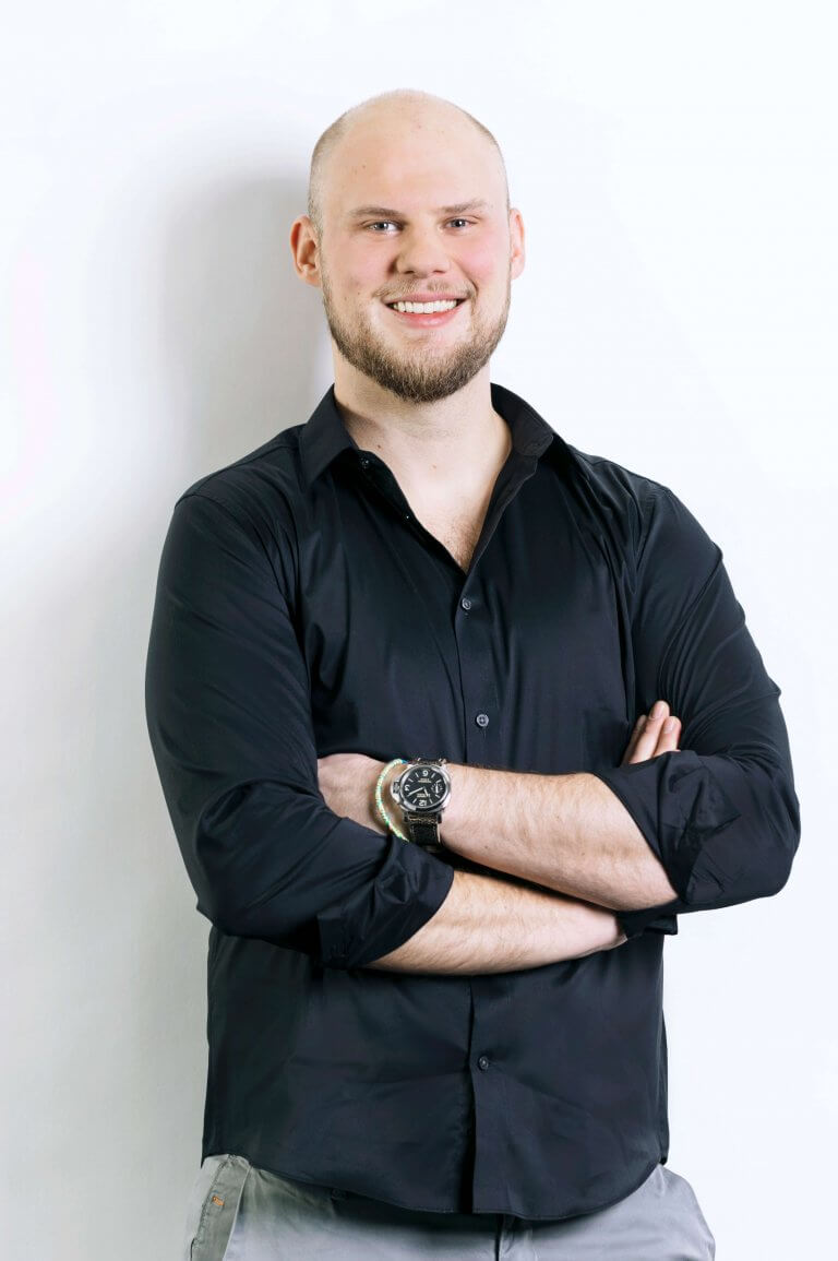 Purpur Media checkt Maximilian Kienberger als Head of Sales IO & Programmatic ein