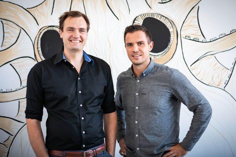Alexander Graf (Spryker) und Florian Wassel (TOWA Digital)