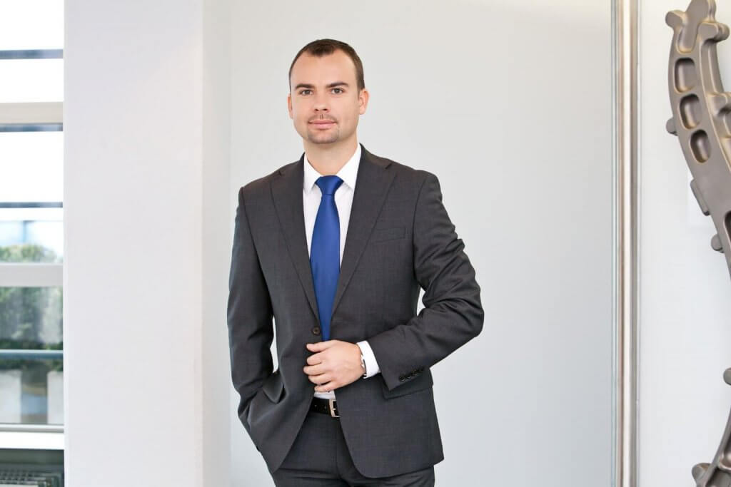 Peter Felsbach, Head of Group Communications und Konzernsprecher bei der Voestalpine AG