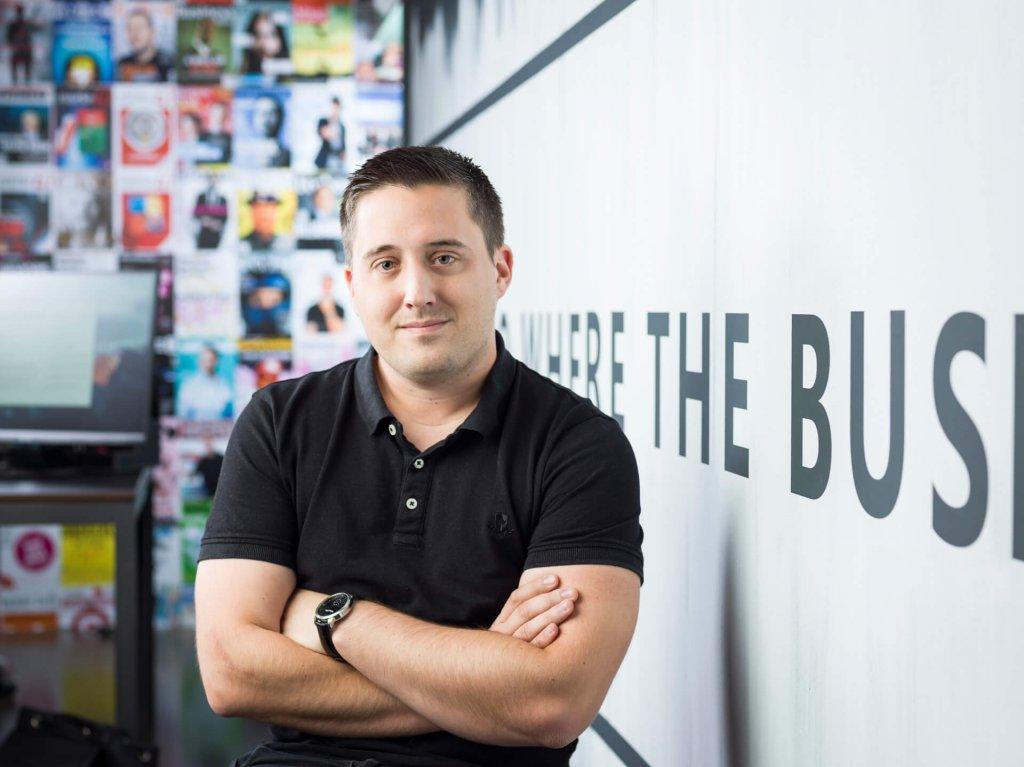 Markus Grabher ist von Bregenz nach Wien gezogen, um das neue TOWA Digital Office hochzuziehen und TOWA Digital nachhaltig in Ostösterreich zu etablieren.