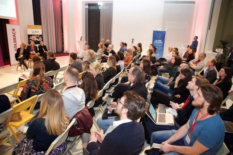 JETZT Video Konferenz 2019 Publikum