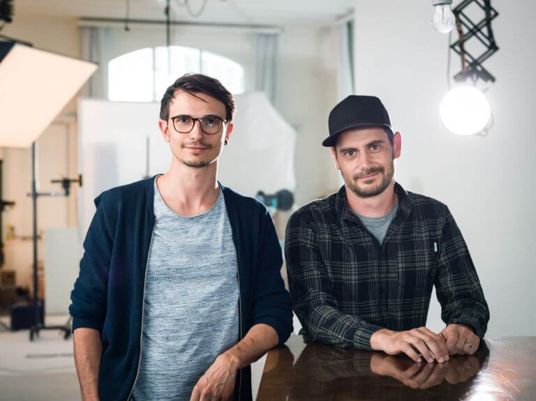 Maneuel Kuhn und Michael Uhlemayr