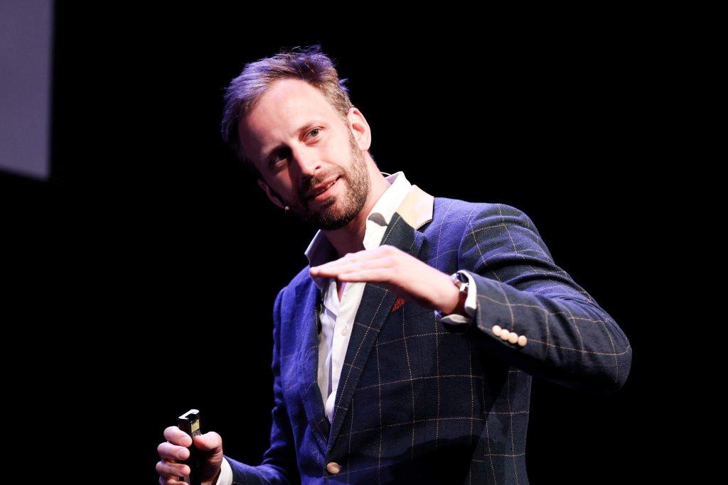 Trendforscher Nick Sohnemann von Future Candy