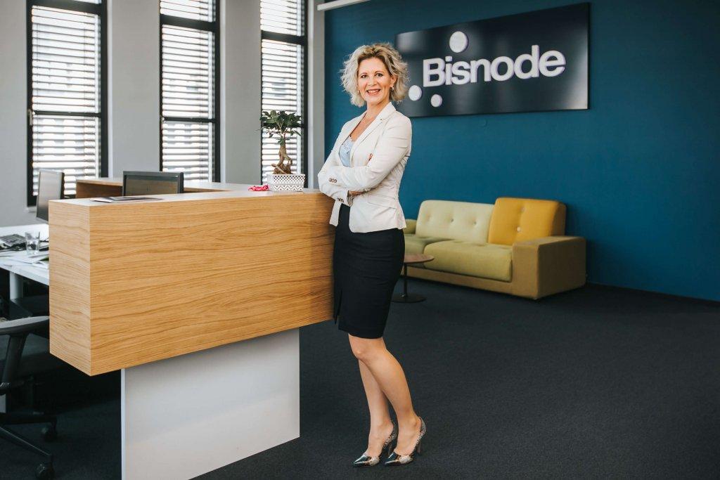 Alexandra Vetrovsky-Brychta, Geschäftsführerin von Bisnode D&B Austria