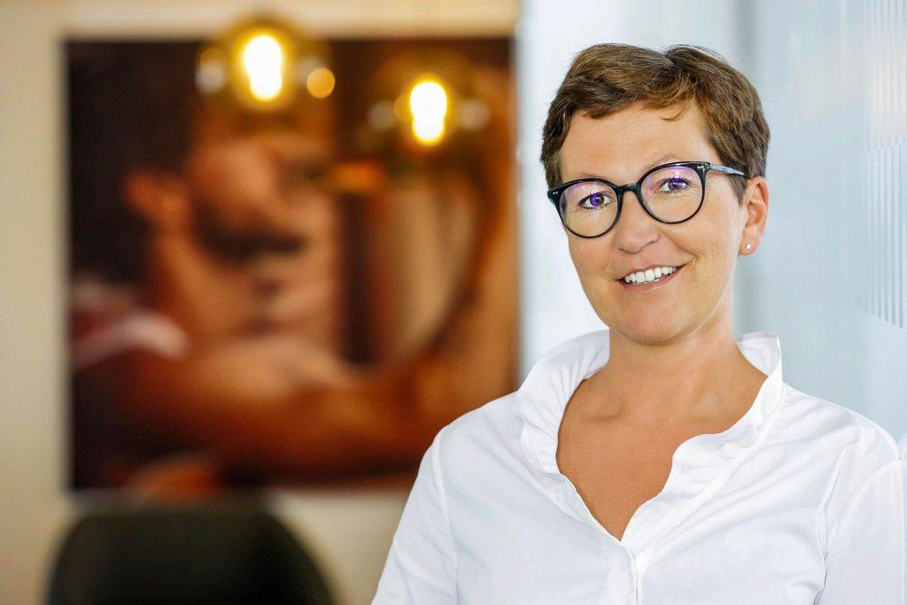 Ursula Riegler von Coca-Cola HBC Austria