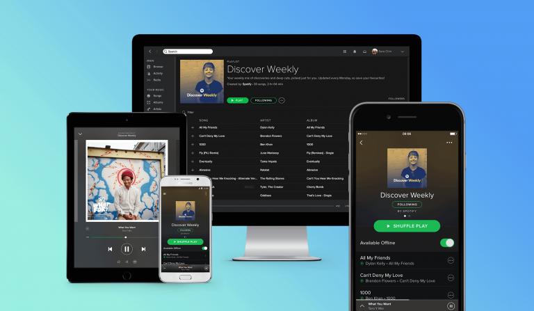 Die höchste Reichweite erzielt Spotify österreichweit bei den 16- bis 24-Jährigen mit 24 Prozent sowie bei den 25- bis 34-Jährigen mit 18 Prozent.