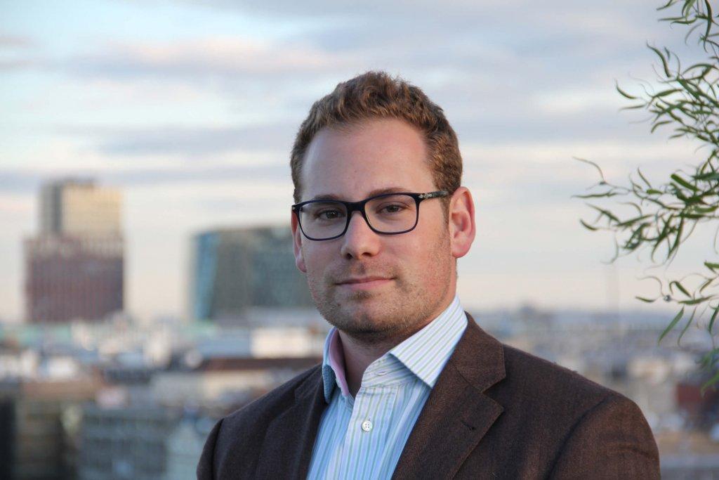 Ben Ruschin, Geschäftsführer und Co-Founder der Recruiting-Plattform WeAreDevelopers, hält am Conference Day der JETZT Recruiting die Opening Keynote zum Thema Digital Recruiting.