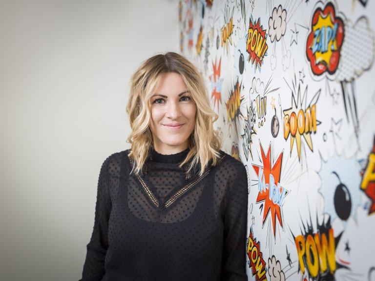 Nadine Rigele-Hübl von TOWA digital