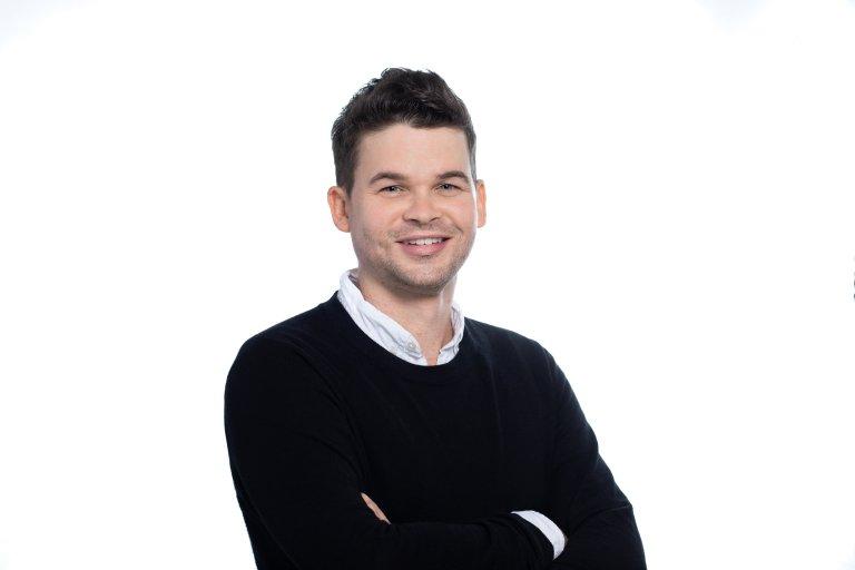 Markus Huber von SlopeLift