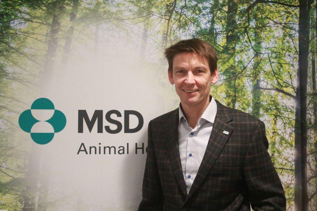 Martin Kern, Geschäftsführer und Werksleiter MSD Animal Health Danube Biotech GmbH
