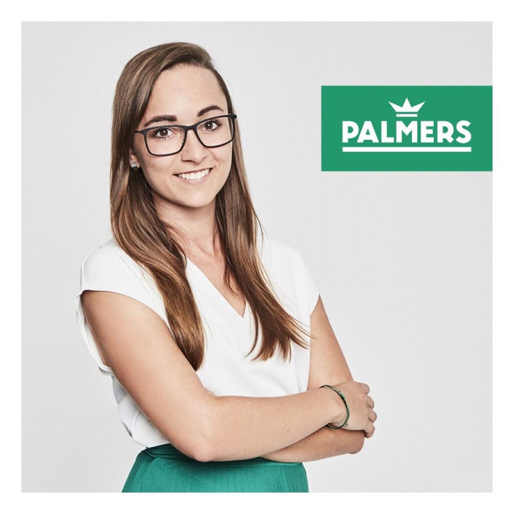 """Lisa Reisenberger, Head of Marketing bei Palmers, nimmt am Conference Day der JETZT Video an einem Fireside-Chat mit dem Titel """"Mit welchen Bewegtbildstrategien reüssieren Marken 2020 und darüber hinaus"""" teil."""