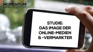 Die Kommunikationsagentur MOMENTUM Wien hat einmal mehr das Image der heimischen Online-Vermarktungsunternehmen bei Mediaagenturen und Auftraggebern von MindTake Research analysieren lassen: Die drei Online-Vermarkter mit dem aktuell insgesamt besten Image sind YOC vor SevenOne Interactive und willhaben.