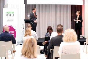 Die erste pharma marketing academy ging in der Eventlocation SAAL der Labstelle in der Wollzeile 1 in 1010 Wien in Szene: Die aktuellen Sicherheitsbestimmungen – Stichwort COVID-19 – wurden penibel eingehalten.