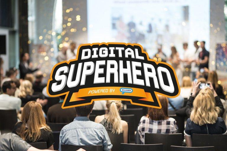 Digital Superhero Awards gehen in die zweite Runde: Online Voting in sechs Kategorien startet am 1. November