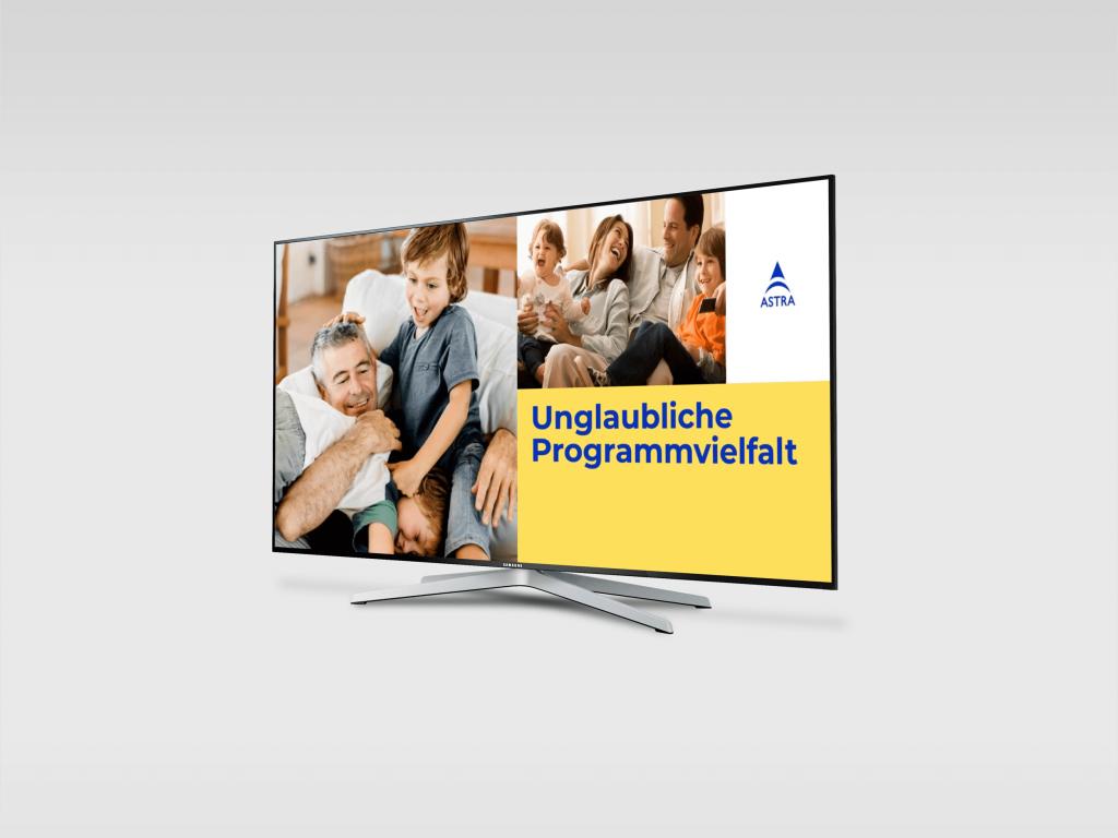 Durch Anreicherung der ASTRA-Kampagne mit Videomaterial wurde die Anzahl der ASTRA-Webseitenbesucher, die über einen Klick von Upperfunnel Display- oder Video-Maßnahmen kommen, um 20 Prozentpunkte erhöht.