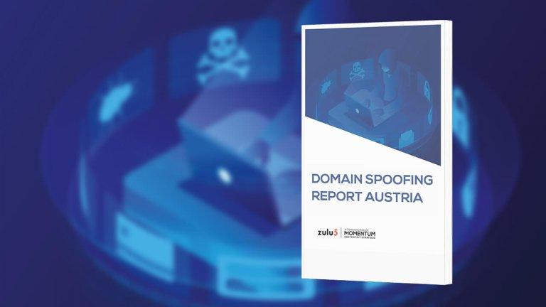 Domain Spoofing Report Austria