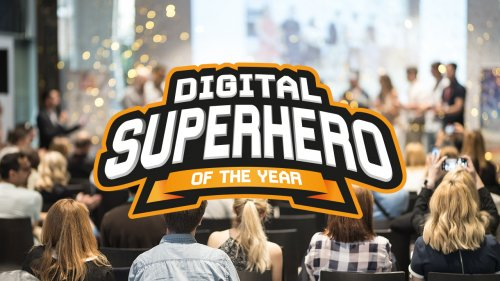 Digital Superhero Award