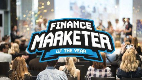 Finance Marketer Award